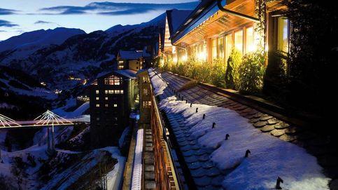 Cuatro hoteles europeos para los amantes del esquí