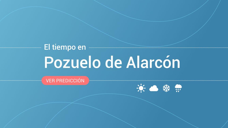 El tiempo en Pozuelo de Alarcón para hoy: alerta amarilla por vientos