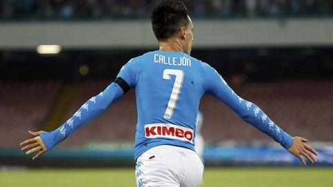 Callejón, de llevar a lomos a Mourinho a volver a España para quedarse
