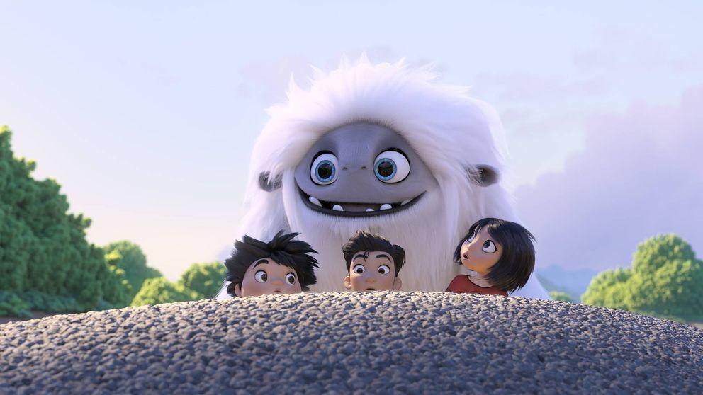 Clip exclusivo de 'Abominable', la película familiar que te va a conquistar
