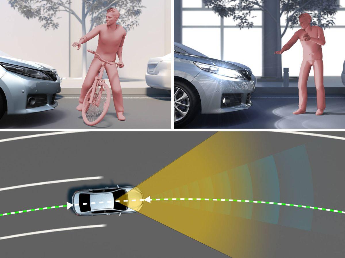 Toyota democratiza la seguridad vial con el sistema Safety Sense