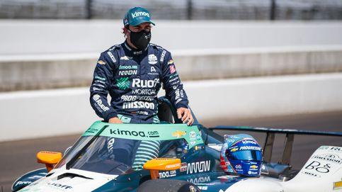 ¿Lo tiene tan 'crudo' Fernando Alonso para ganar las 500 Millas? Sí, pero…