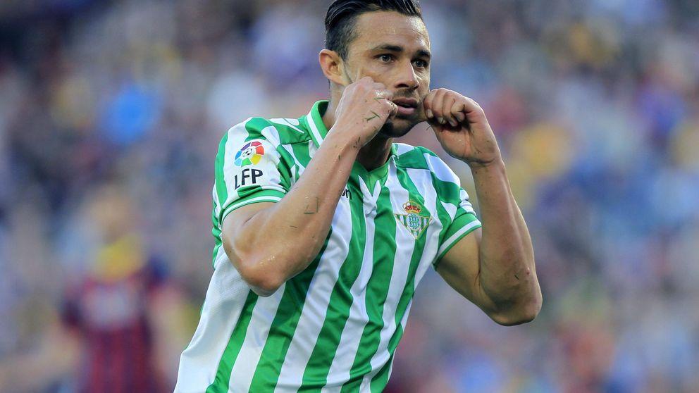 Rubén Castro, el Betis y esa especie protegida que llamamos futbolista