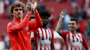 El Atlético de Madrid asume el adiós de Griezmann (por su nueva cláusula)