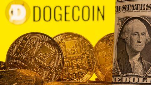 Revolución en Dogecoin: sube hasta un 50% y ya vale más que Twitter, Santander o BBVA