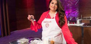 Post de Natalia se convierte en la nueva expulsada de las cocinas de 'Masterchef'