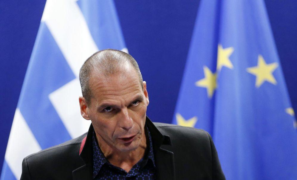 Foto: El ministro de Finanzas griego, Yanis Varufakis. (Reuters)