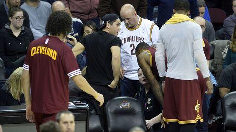Cuando un toro llamado LeBron James te envía al hospital después de arrollarte