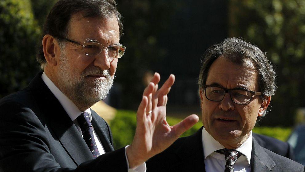 El PP presenta una 'reforma exprés' del Constitucional para sancionar a Mas
