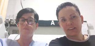 Post de Raquel Morillas no remonta e informa que han vuelto a ingresar a su novia