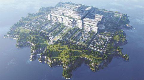 Hay gente levantando estas nuevas maravillas arquitectónicas y lo hacen sin tocar una pala