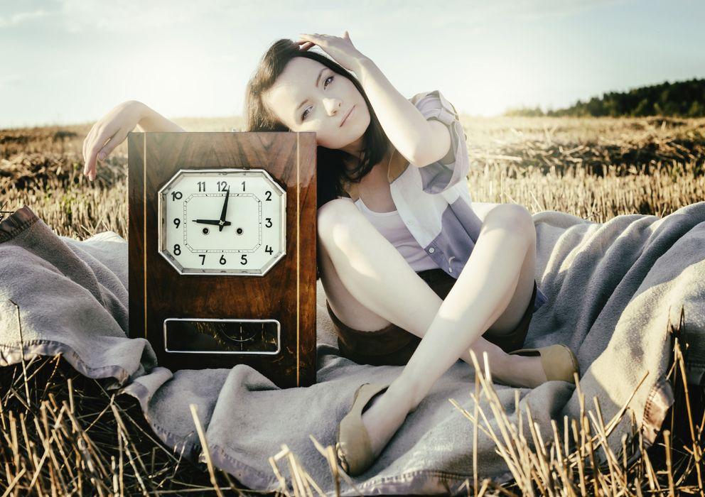 Foto: El tiempo de la felicidad se encuentra en nuestras manos. (iStock)