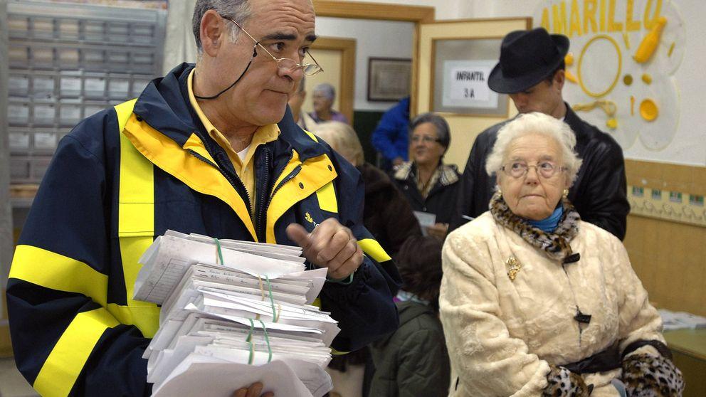 Correos jubilará a unos 1.700 empleados este año, la cifra más alta del último lustro