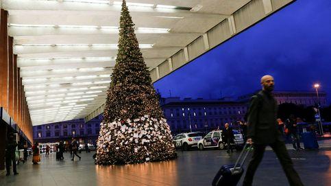 La navidad en todas las estaciones... de tren