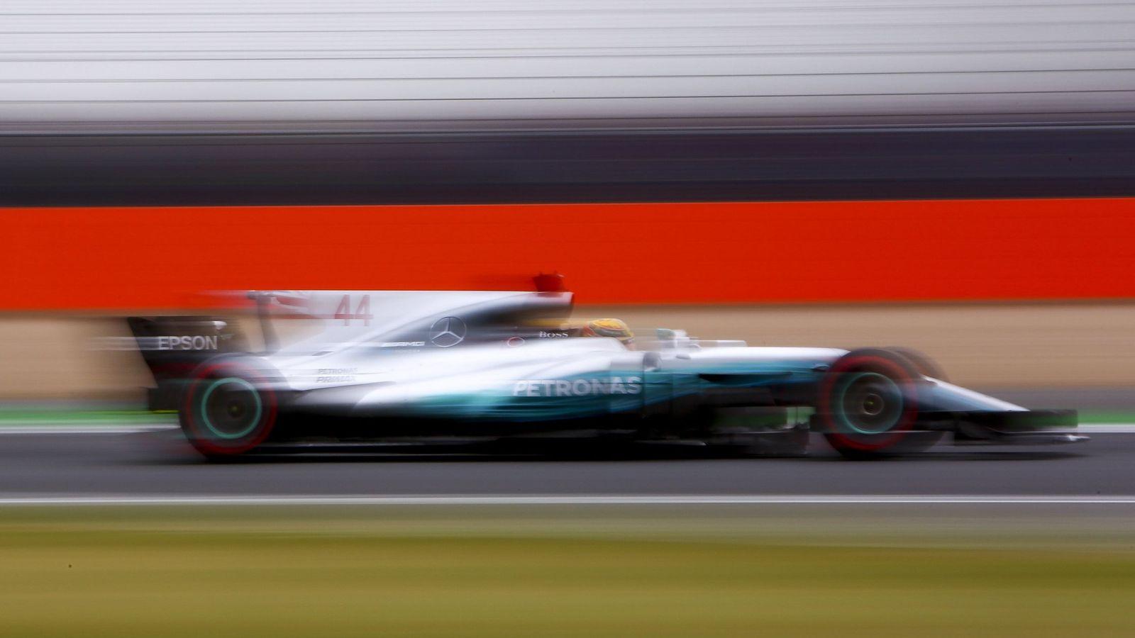 Foto: ¿Hacia dónde se dirige la Fórmula 1? (EFE)