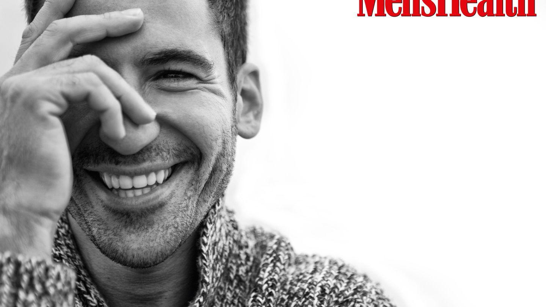 Miguel Ángel Silvestre para Men's Health