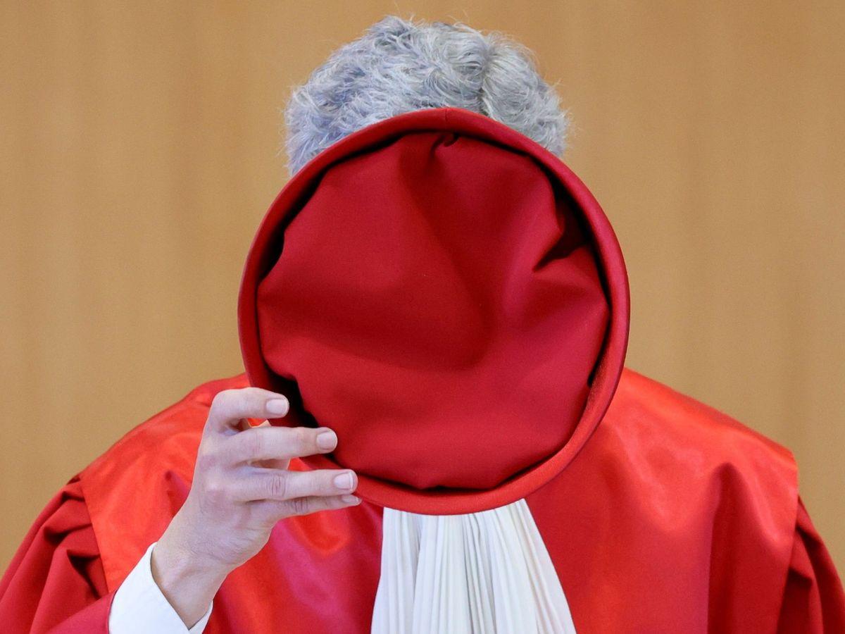 Foto: Reunión del Tribunal Constitucional en Karlsruhe, Alemania. (EFE)