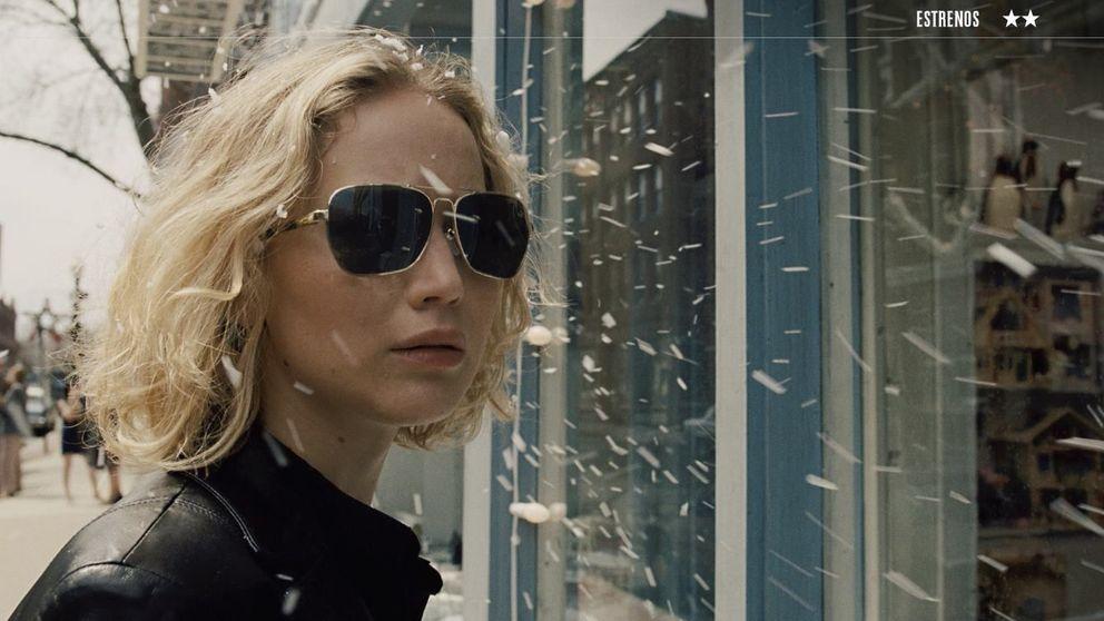Jennifer Lawrence, la Cenicienta del capitalismo