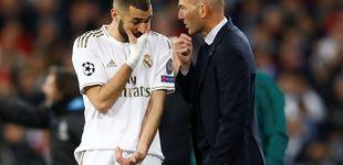 Post de Los motivos por los que el Real Madrid frena el fichaje de Haaland... y mantiene a Benzema