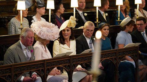 Kate Middleton y su meditado look en la boda de Harry y Meghan Markle