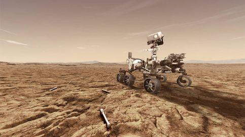 Perseverance: cómo la NASA ha metido casi un estudio de Hollywood en un rover explorador.