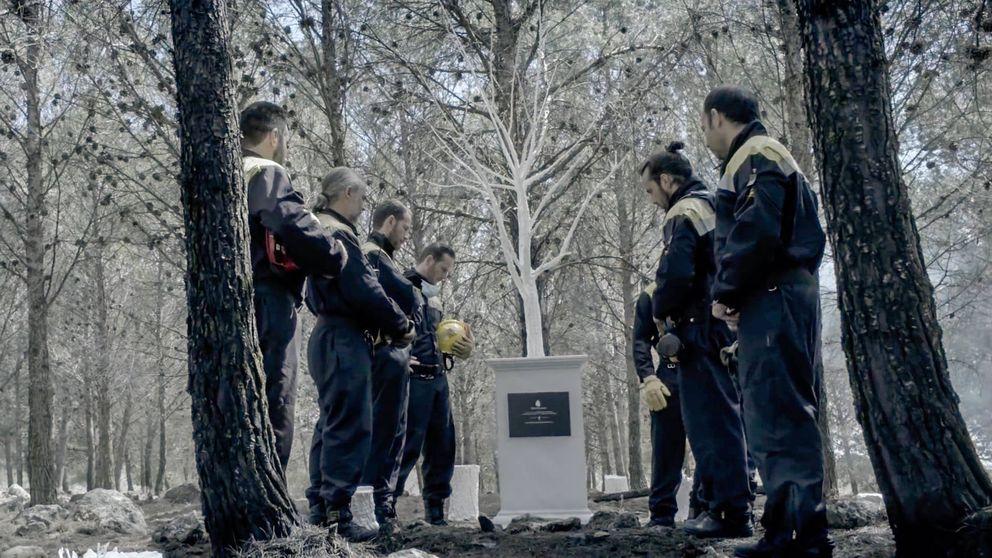 Los bomberos piden llenar el país de cementerios para frenar los incendios