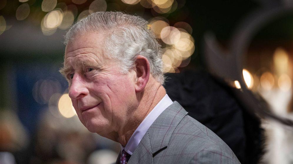 Foto: El príncipe Carlos, en Dumfries House el año pasado. (Getty)