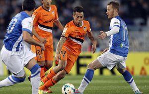 Así vivimos en directo el partido entre la Real Sociedad y el Valencia