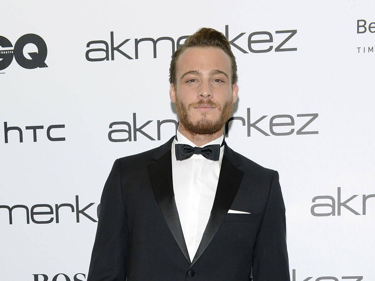 Foto:  El actor turco Kerem Bürsin. (Getty)