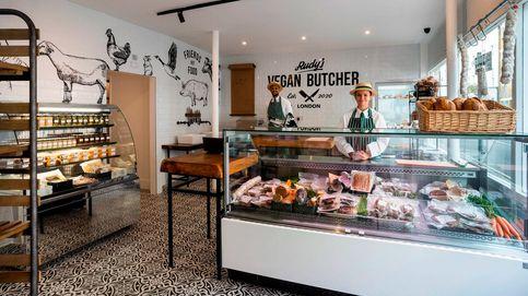 La primera carnicería vegana que abre en Londres lo vende todo el primer día