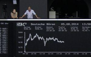 El Ibex 35 salva los 10.700 en un escenario de recogida de beneficios