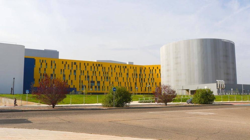 Foto: Imagen del hospital Universitario de Toledo