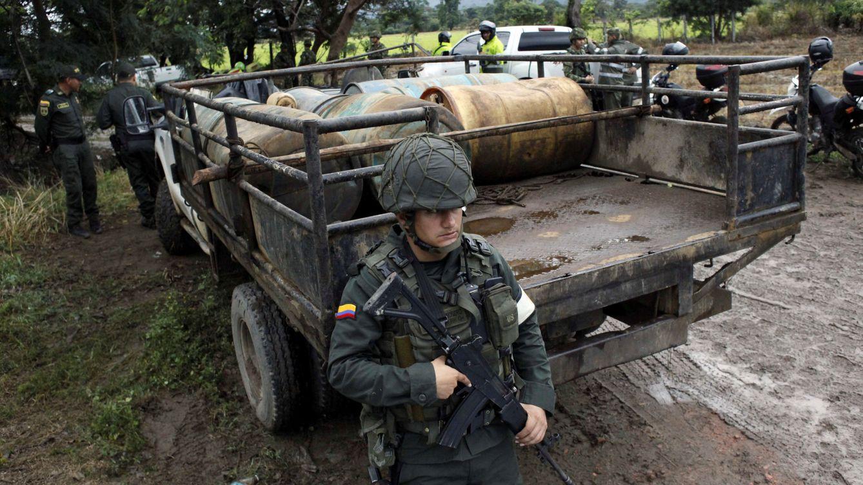 Soldados en la frontera, guerrillas e insultos: ¿Estallará el cóctel Colombia-Venezuela?