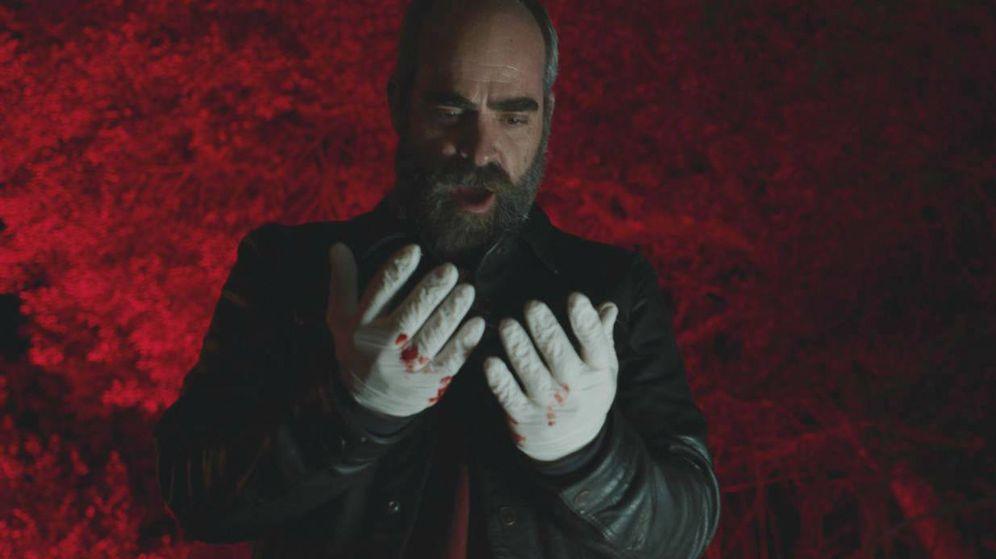 Foto: Fotograma de 'Quien a hierro mata'. (Sony Pictures)