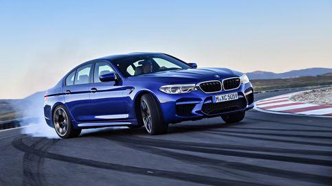 600 CV en la sexta generación del BMW M5