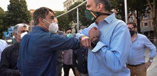 Post de Un mitin de Vox en Bilbao termina con enfrentamientos y cargas policiales