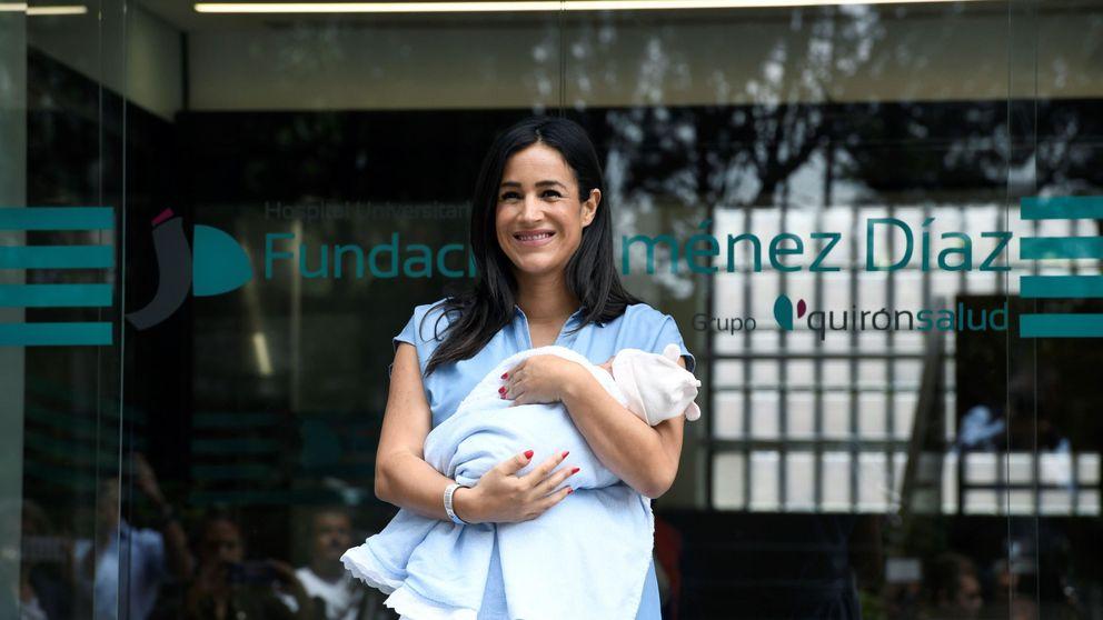 Villacís sale del hospital y asegura que ser madre es compatible con la campaña
