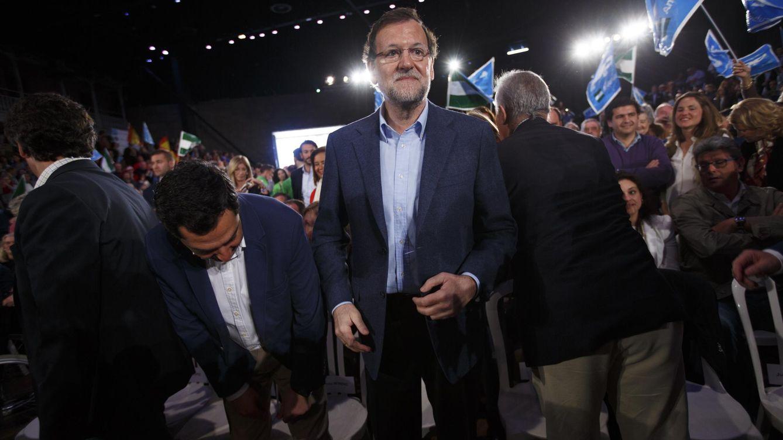 Foto: Mariano Rajoy, en Sevilla (Reuters)