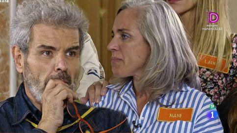 El repasito con el que Caprile ha hecho llorar a la militar en 'Maestros Costura'