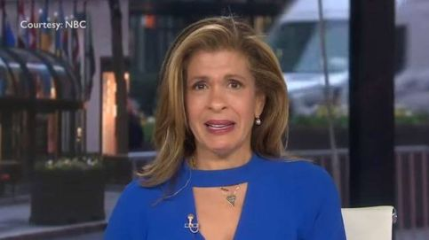 Una presentadora de la NBC rompe a llorar en directo por la crisis del coronavirus: Respira hondo