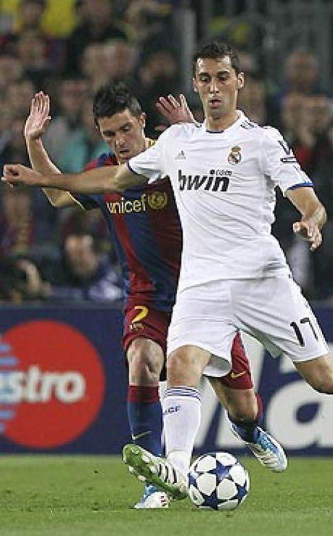 Foto: Los mejores jugadores muerden con Real Madrid y Barça, pero con la Roja son una piña