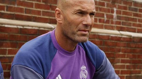 Zidane: Prefiero que Bale y Kroos se queden en Madrid para trabajar