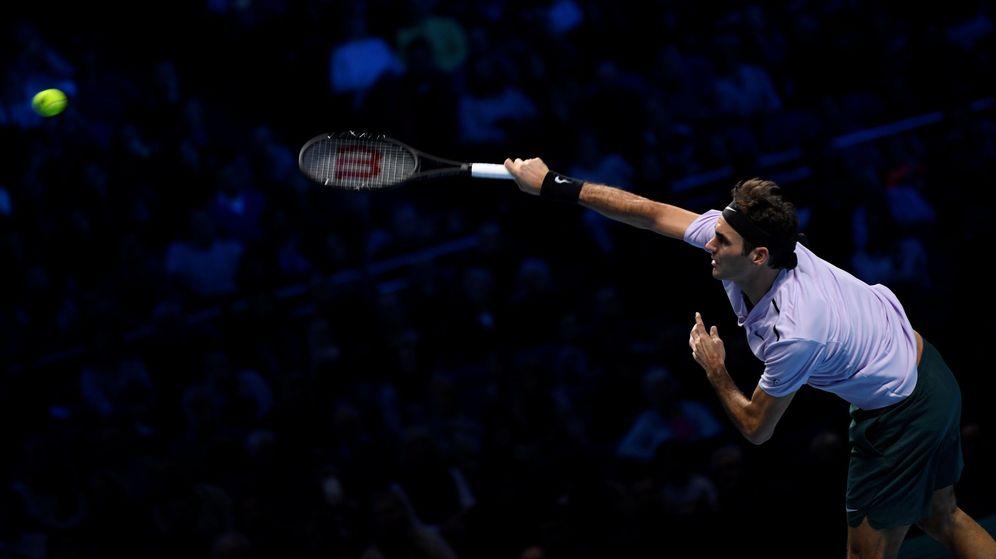 Foto: Roger Federer ganó dos 'grandes' en 2017: el Abierto de Australia y Wimbledon. (Reuters)