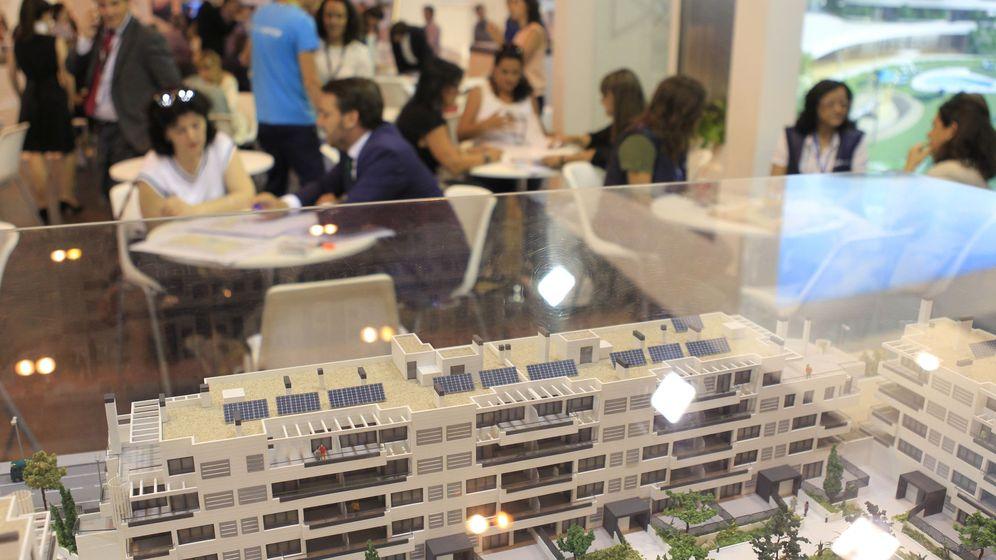 Foto: Imagen del Salón Inmobiliario de Madrid (SIMA). (EFE)