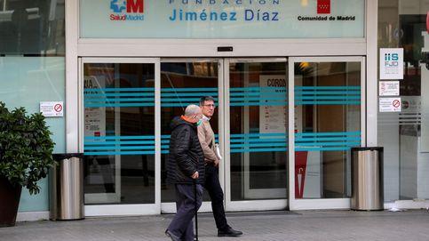 Las hospitalizaciones por coronavirus en Madrid (83%) doblan a las del resto de CCAA