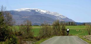 Post de Hallan en el monte Gorbea (Vizcaya) el cadáver del expreso de ETA Etxeandia Meabe