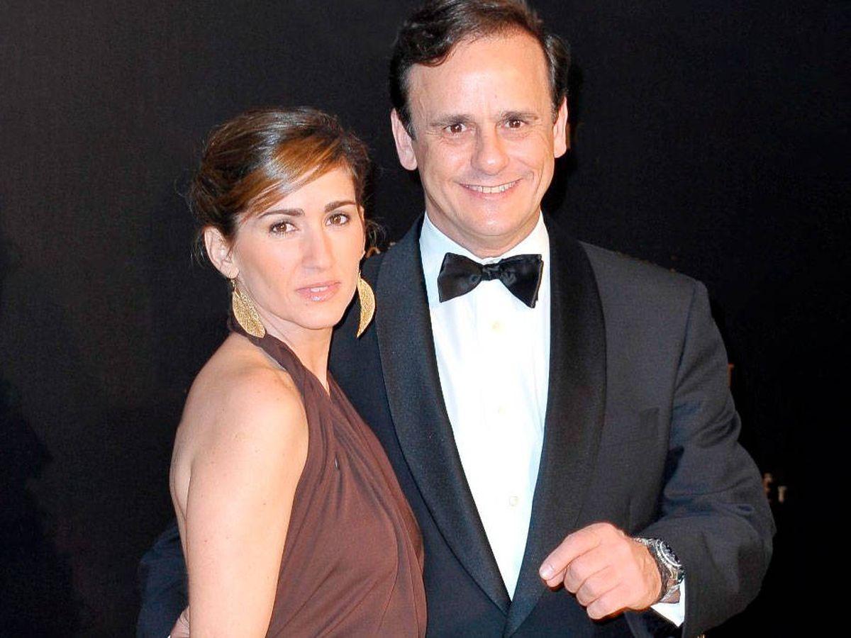 Foto: Alejandra y Álvaro, en una imagen de archivo. (CP)