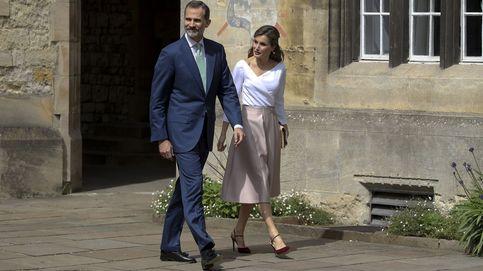 Todas las imágenes de la visita de Estado de los Reyes a Reino Unido