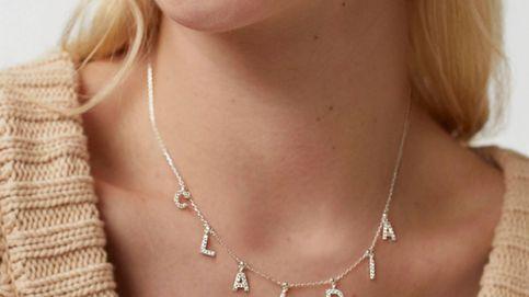 Los collares personalizados de Parfois son tan bonitos que llevar tu nombre será tendencia