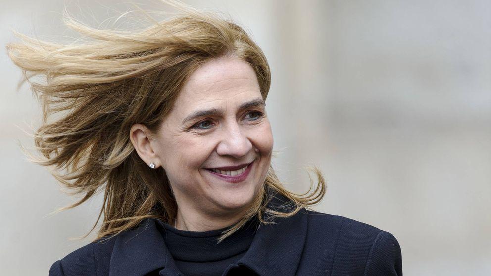 La infanta Cristina vuela a Madrid en low cost para el cumpleaños de doña Sofía